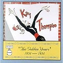 Golden Years 1934-54 : Kay Thompson  / 4 Fields Songs