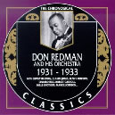 Don Redman : 1931-33  : Don Redman  / 3 Fields Songs